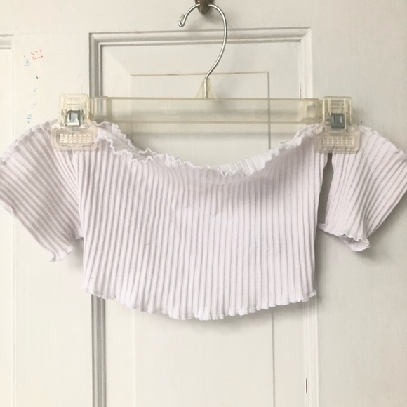 017ee90f982 Urban Outfitters Tops | Silencenoise Riviera Ribbed Top | Poshmark
